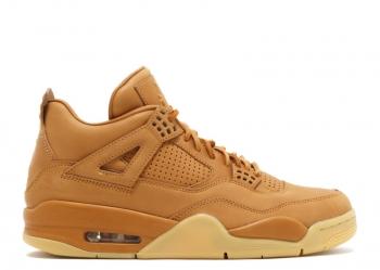 Traphouse Sneakers   Air Jordan 4 Pinnacle Wheat