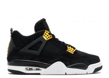 Traphouse Sneakers | Air Jordan 4 royalty
