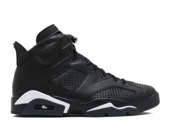 Traphouse Sneakers | Air Jordan 6 Black Cats