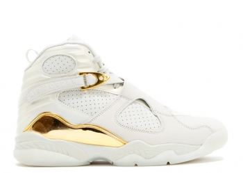 Traphouse Sneakers | Air jordan 8 Champagne