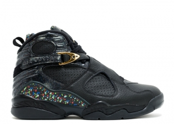 Traphouse Sneakers | Air Jordan 8 Confetti