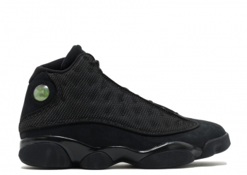 Traphouse Sneakers | Air Jordan 13 Black Cats