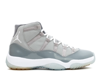 Traphouse Sneakers | Air jordan 11 retro cool grey 2010 medium grey white cool grey