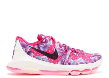 Traphouse Sneakers   Nike kd 8 prm aunt pearl vivid pink black phantom