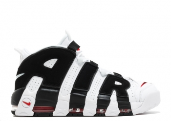 Traphouse Sneakers | Air More Uptempo scottie P