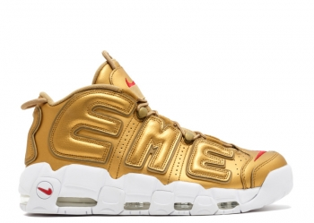 Traphouse Sneakers | Air More Uptempo Supreme