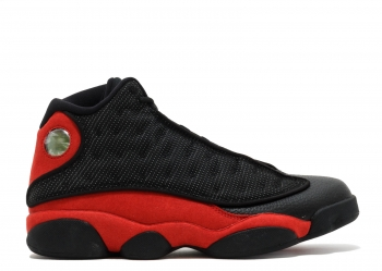 Traphouse Sneakers | Air Jordan 13 bred 2017