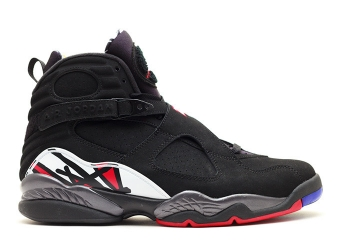 Traphouse Sneakers | Air jordan 8 retro playoff 2013 release blk vrsty rd white brght concrd