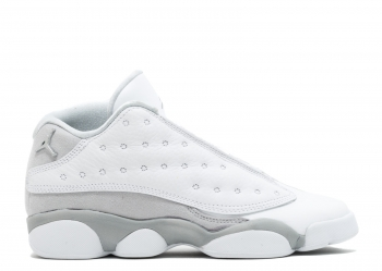 Traphouse Sneakers | Air Jordan 13 PURE MONEY