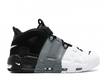 Traphouse Sneakers | Air More Uptempo Tricolor