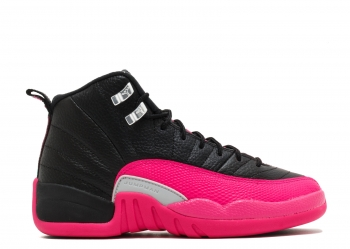 Traphouse Sneakers | Air Jordan 12 Deadly Pink