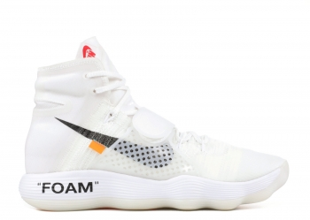 Traphouse Sneakers | NIKE AIR HYPERDUNK FLYKNIT OFF-WHITE