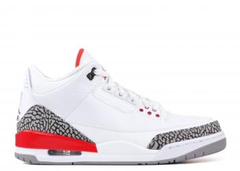 Traphouse Sneakers | Air Jordan 3 Katrina