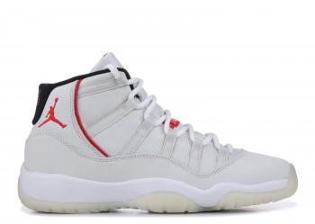 Traphouse Sneakers | Air Jordan 11 Platinum TINT