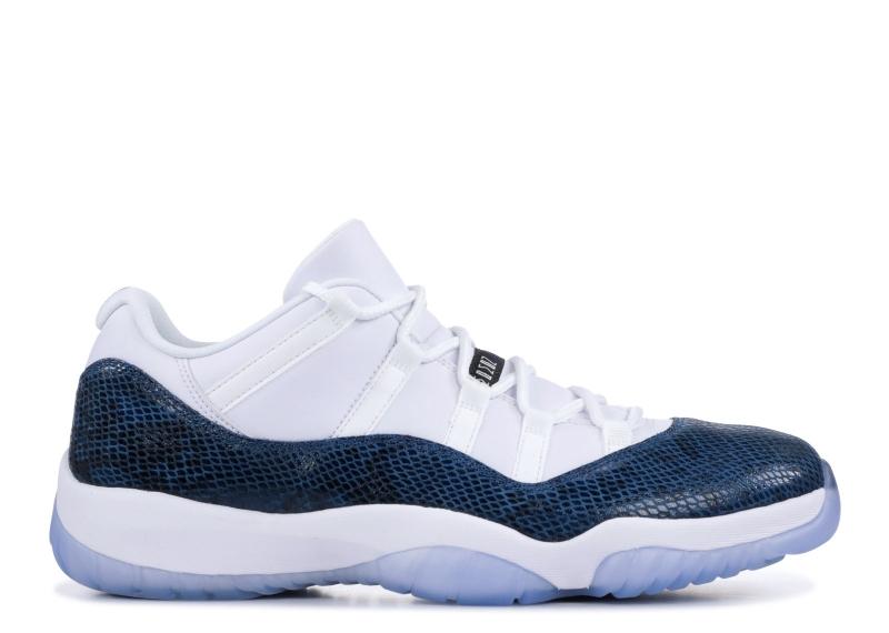 Traphouse Sneakers | Air Jordan 11 SNAKESKIN