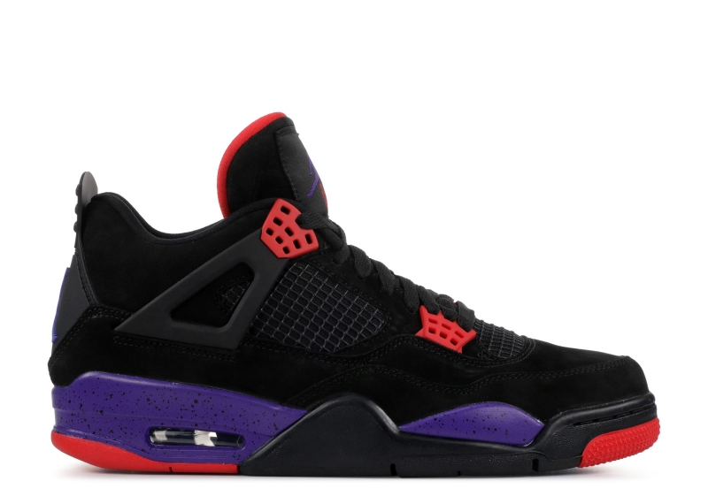 Traphouse Sneakers | Air Jordan 4 RAPTORS
