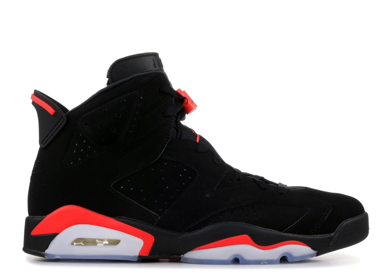 Traphouse Sneakers | Air Jordan 6 INFRARED 2019