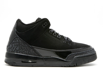Traphouse Sneakers | Air jordan 3 retro black cat