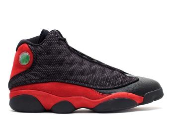 Traphouse Sneakers | Air jordan 13 retro black gym red black