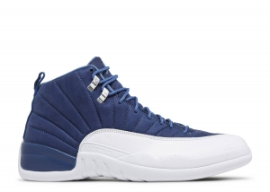 Traphouse Sneakers | Air Jordan 12 INDIGO