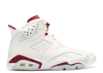 Traphouse Sneakers | Air jordan 6 retro maroon off white new maroon