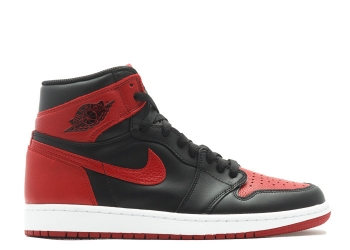 Traphouse Sneakers | air Jordan  1 Gym Red -Banned- 2016