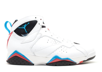 Traphouse Sneakers | Air jordan 7 retro orion white orion blue black infrared
