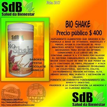 Semilla de brasil | BIO SHAKE