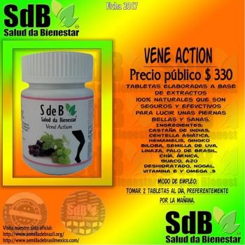 Semilla de brasil | VENE ACTION