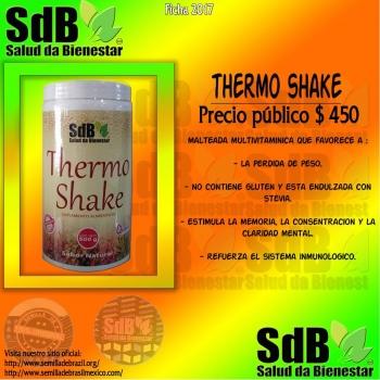 Semilla de brasil | THERMO SHAKE
