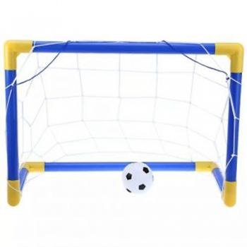Portería De Futbol Soccer Armable Para Niño Infantil