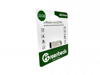 Memoria USB 32GB Greenbtats 2.0