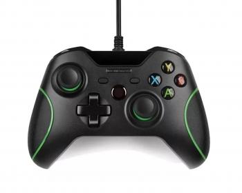 Control Alámbrico Para Xbox One Megafire 2m Cable