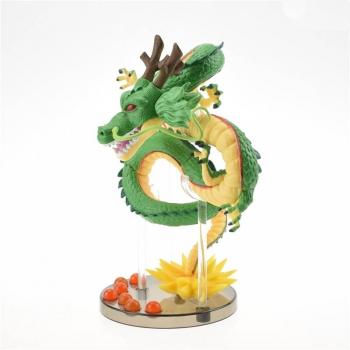 Base De Acrílico Para Esferas De Dragon Ball De 4.4cm ø + Figura De Shelong