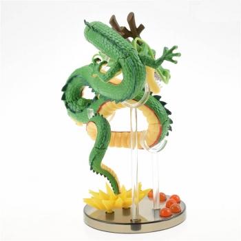 Base De Acrílico Para Esferas De Dragon Ball De 7.5cm ø + Figura De Shenlong