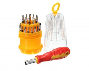 Kit De Desarmadores Destornilladores Para Celular Relojes 30 En 1