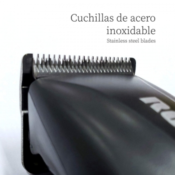 Máquina Cortadora De Cabello Con Diseño Ergonómico RCA