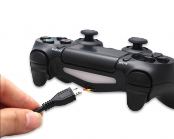 Cable USB Megafire Para Cargar Controles De PS4