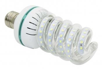 Foco LED De Espiral 20w Luz Blanca E27 48 Leds