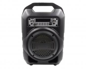 Bocina Bluetooth Inalámbrica Recargable BS12