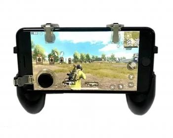 Gamepad Soporte 5 En 1 Gatillos L1 R1 Joystick Ideal Para Pubg Móvil Free Fire