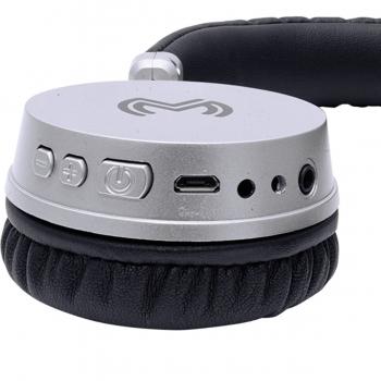 Audífonos On Ear Bluetooth De Diadema Recargables