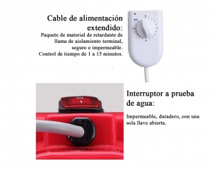 Mini Lavadora Portátil De Mano Ideal Para Estudiantes, Viajes