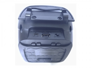 Bocina Bluetooth Recargable Kimiso KMS-1182