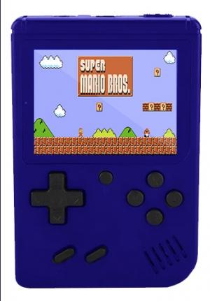 Consola De Juegos Portátil Retro De 8 Bits Tipo Game Boy