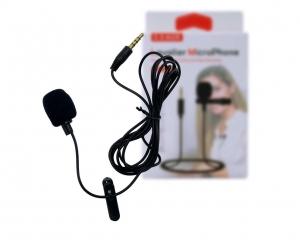Mini Micrófono Condensador De Solapa PS-01
