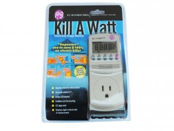 Kill a Watt Medidor De Consumo