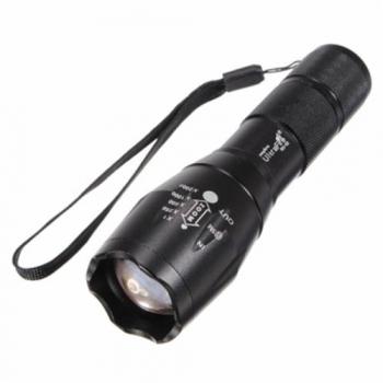 Linterna Led recargable Con Zoom X2000 Ultrafire X