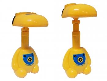 Lámpara Led De Escritorio con cara de Minion