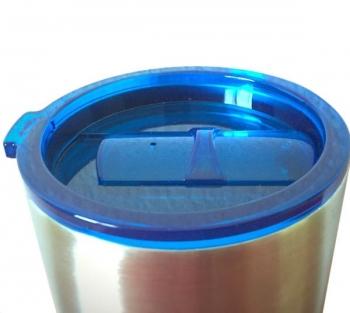 Tapa Color Con Seguro Para Vasos De 20 oz